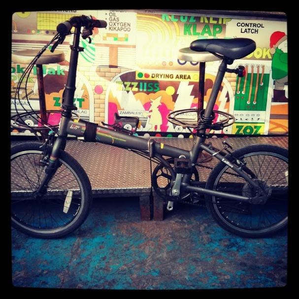 "LaBici 20"" Folding Bike"
